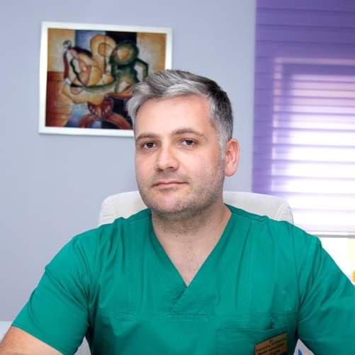 Dr. Florentin Dobrota - urolog